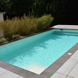 Folienbecken in dreieich sandfarbene folie pro pool for Poolsanierung mit folie