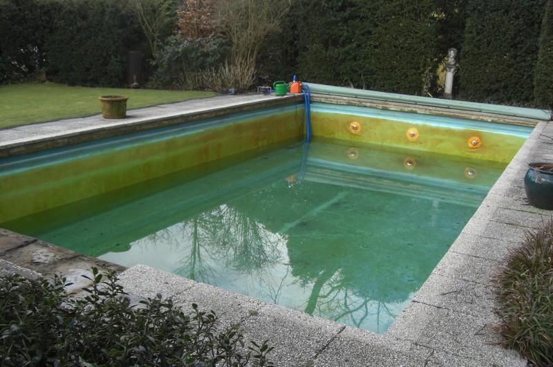 Sanierung folienbecken in k nigstein pro pool dreieich for Aussenpool komplett