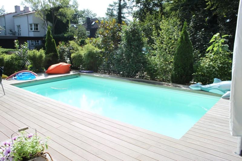 Neubau RivieraPool Classic 700 in Dreieich - Pro Pool Dreieich ...