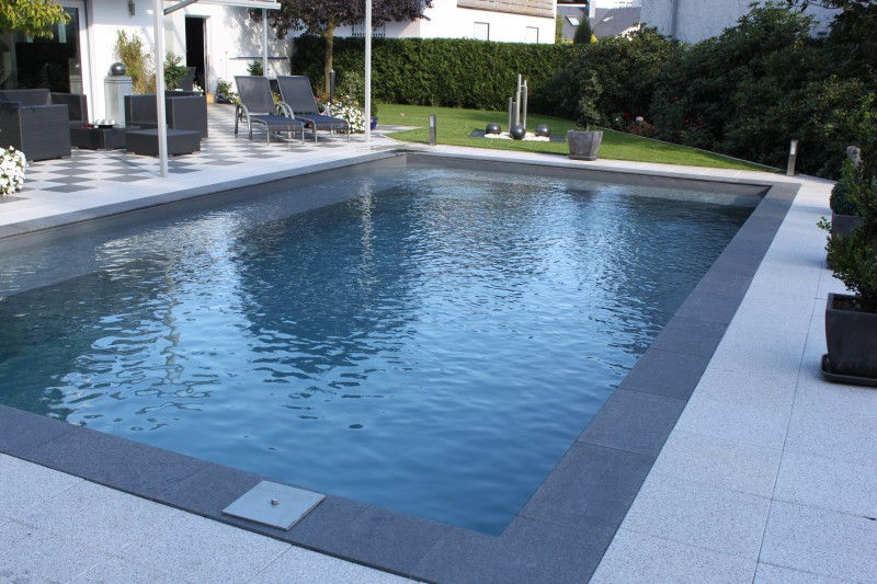Folienbecken von pro pool pro pool dreieich for Pool mit folie auskleiden